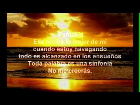 sailing - christopher cross letra en español