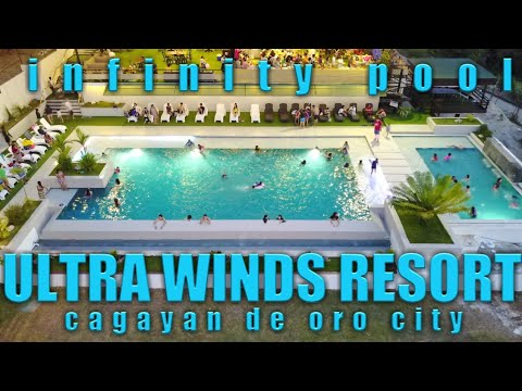 Ultra Winds Mountain Resort (infinity pool)