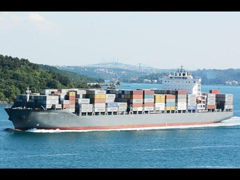 ShipSpotting Istanbul Strait - June 2015
