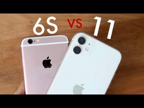 iPhone 11 Vs iPhone 6S CAMERA TEST! (Photo Comparison)
