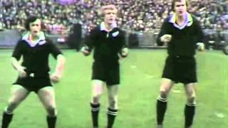haka all blacks 1973