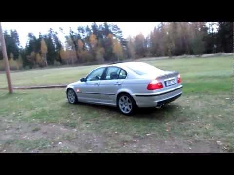 BMW E46 double flash hazard lights