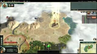 Dread's stream. Sid Meier's Civilization V часть 1 / 13.04.2016.[2]