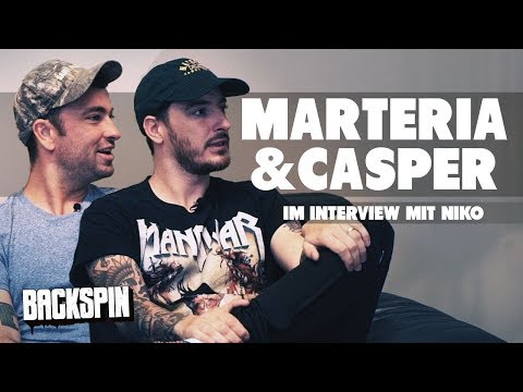"Marteria & Casper: ""1982"", Karriere, Perfektionismus, SXTN uvm. - Interview mit Niko BACKSPIN"