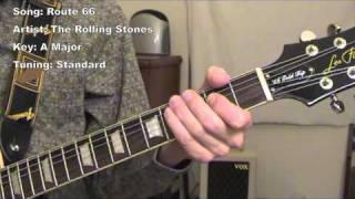 Route 66 - Guitar Lesson
