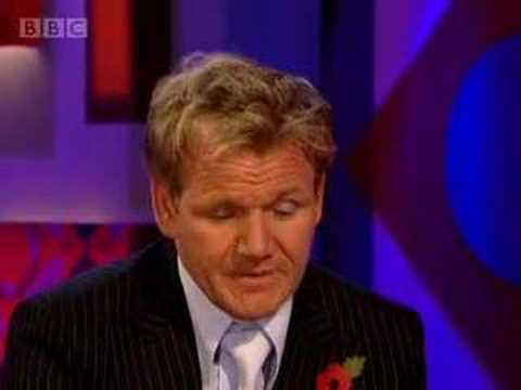 Gordon Ramsay - Friday Night with Jonathan Ross - BBC One