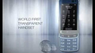LG Crystal GD900 Distíngase Con Su Cel Transparente
