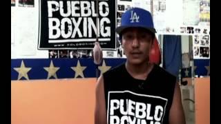 Pueblo Boxing Campeones