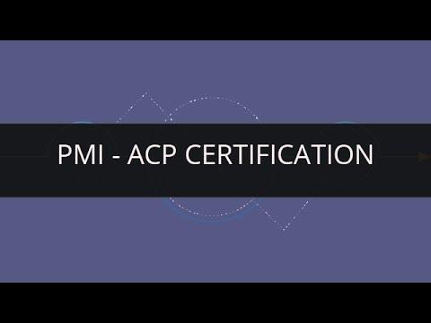 PMI - ACP Certification   Edureka - YouTube