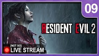 Resident Evil 2 E09 - Stream the Box - Claire Tells Her Story