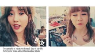 【Simple Love小清新】Joyce Chu四葉草 Michiyo Ho何念茲@RED People (Short Ver )