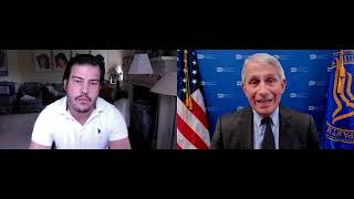 Quinn Interviews Dr. Anthony Fauci