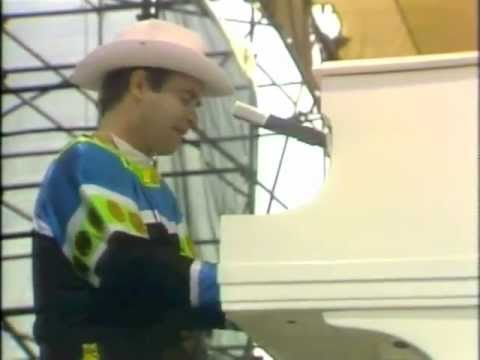 Elton John  Tiny Dancer Central Park 1980