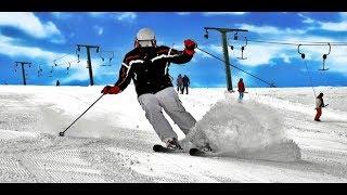 Uludağ Kar Tipi Gözlüksüz Kayak Denemesi !!!