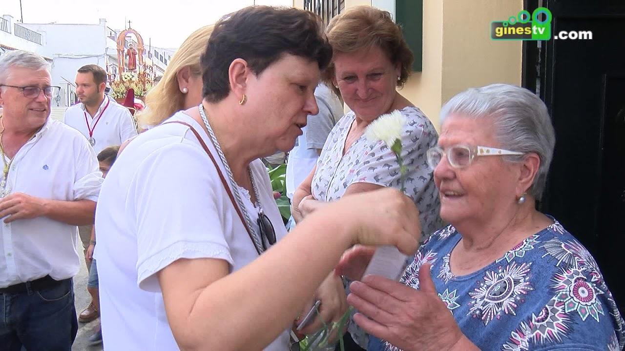 Gines celebró la Romería número 29 en honor a su Patrón, San Ginés