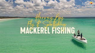 Hervey Bay Fly and Sportfishing | Live from Aus, Fraser Coast