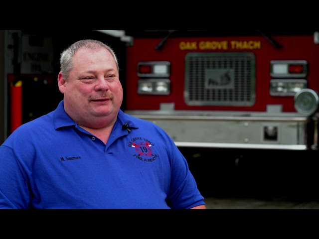 Oak Grove Thach EMT reimbursed for Calhoun medical training
