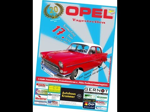 Opel Team Croatia - 20. Jahre Opel Club Sud Jennersdorf
