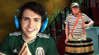 EL VIDEOJUEGO DE TERROR DEL CHAVO DEL 8.