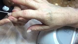 Nails manicure gel/USA