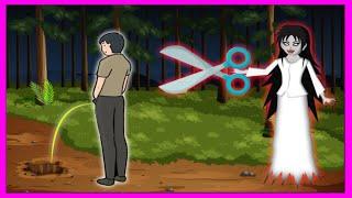 Download Jangan Kencing / Pipis Sembarangan | Kartun Hantu Horor Lucu