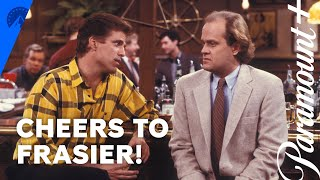 Frasier - This Is How Frasier Spun-Off From Cheers
