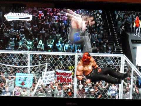 Download Wrestlemania XXIV - Undertaker vs Boogeyman Hell In A Cell