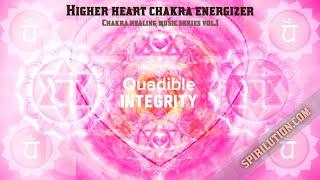 ★Powerful Higher Heart Chakra (Thymus Chakra) (Anahata) Healing Balancing Energizing Formula★ thumbnail