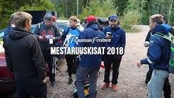 Rauman Frisbeen mestaruuskisat 2018 - Aftermovie