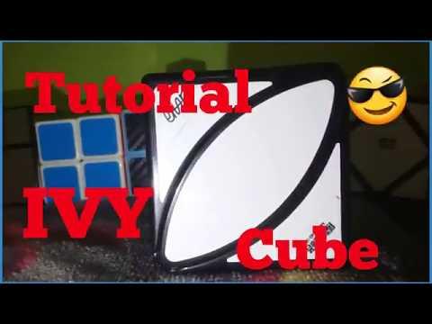 Tutorial como resolver el IVY cube