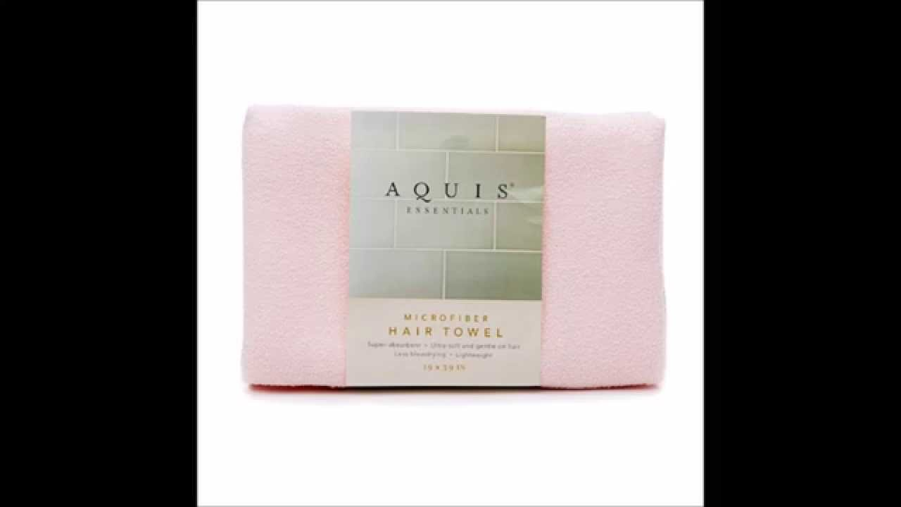 How Do Aquis Towels Work Science And Review