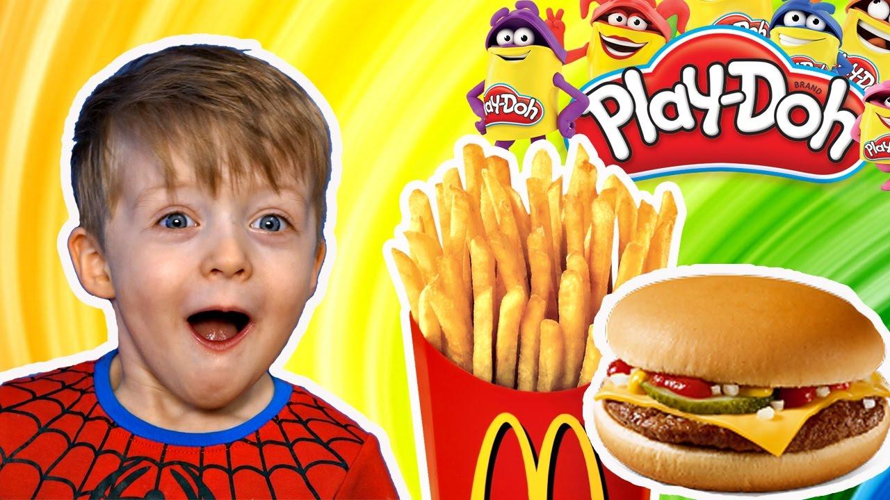 Картинки для детей макдональдс