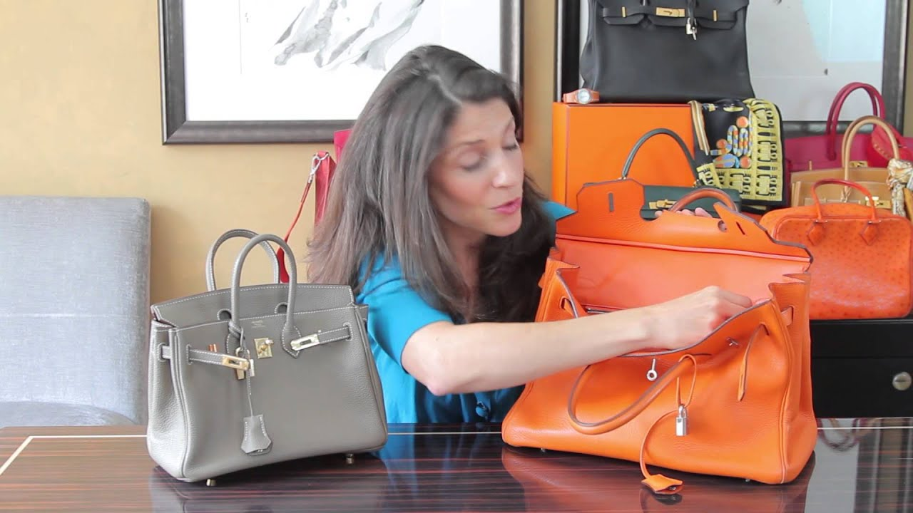 How to Spot a Fake Hermes Bag: PART 03 - YouTube