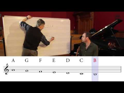 Lecture 1.1 -  Musical Notes (Coursera - Fundamentals of Music Theory 2)