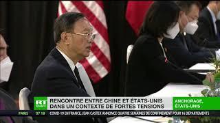 Relations entre la Chine et la France