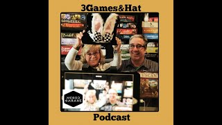 3Games&Hat VITICULTURE  Podcast