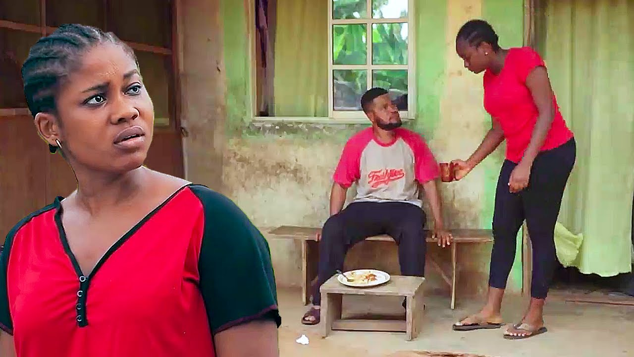 Download She Doesnt Knw D Stranger She Gav Food Is A Prince ACTING As Poor Hungry Man 2Test Her Love-Nigerian
