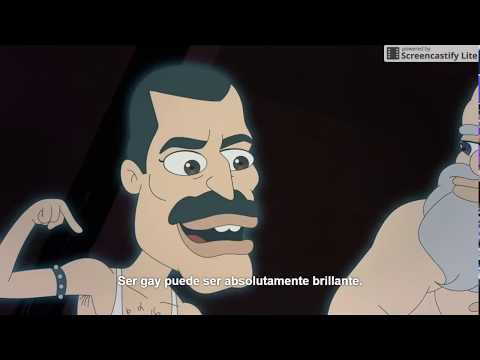 Gay Song | Freddie Mercury and Andrew from Big Mouth
