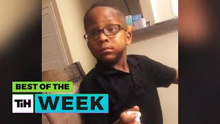 BEST OF THE WEEK: This Kid Hears WHAT!? | This Is Happening Video