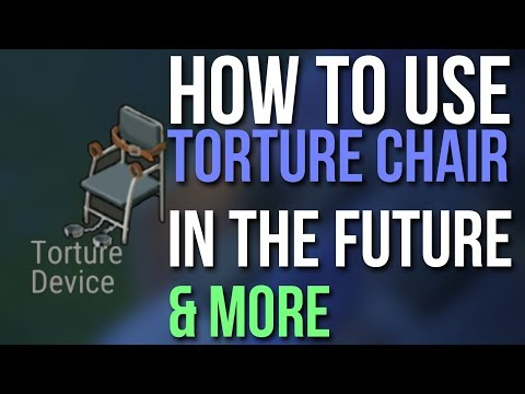 How to use Torture Chair in the FUTURE UPDATE - Last day on Earth: Survival