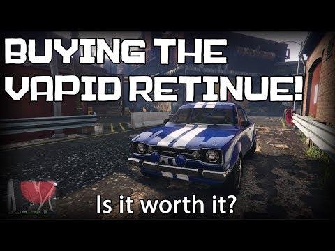 Buying the Vapid Retinue - Is it worth it?   GTA Online
