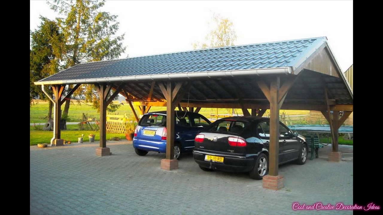 Carport Design Ideas - YouTube