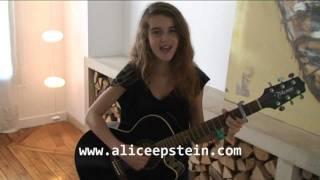 France Gall - Poupée de cire, poupée de son (cover) by Alice Epstein