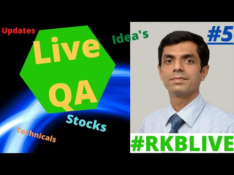 Rakesh Bansal Live QA , Share Market, Investment, Trades, Exclusives, Tips with @Meet Ishaan