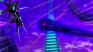 Inazuma Eleven Go Galaxy 41: Ixaal Soul vs Dohma Soul+Gandoran Soul and Gouryuu Soul