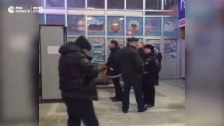 Родственники пассажиров разбившегося Ан-148 собрались в аэропорту Орска