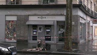 Spektakulärer Banküberfall in Paris