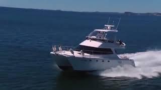 ArrowCat Power Catamaran - Extreme Engineering