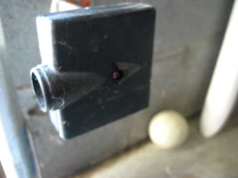 garage door sensorGenie Garage Door Sensor  YouTube