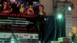 Night Life of Megacity Exhibition - 2010 - Выставка